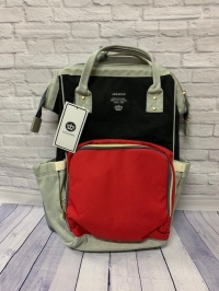 Сумка-рюкзак для мам (№ 02)