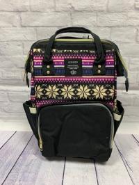 Сумка-рюкзак для мам  (№ 38)