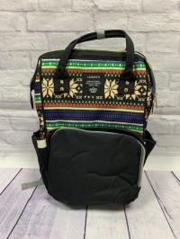 Сумка-рюкзак для мам  (№ 37)