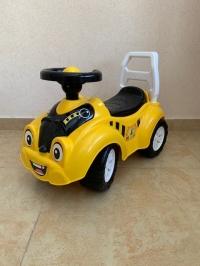 Машина-толокар, желтый