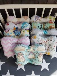 Детская орто-подушка, цвет в ассортименте