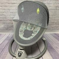 """Электронный шезлонг """"Luxmom 801"""" круги"""