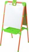 Мольберт двухсторонний (арт. М1), оранжевый