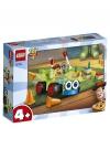 """Конструктор """"LEGO Juniors"""" История игрушек-4: Вуди на машине (10766)"""