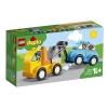 """Конструктор """"LEGO DUPLO"""" Мой первый эвакуатор (10883)"""
