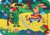 Деревянный пазл «Бегуны» 24 детали