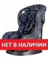 Автокресло Liko Baby LB 383 от 0 до 18 кг синий/круги