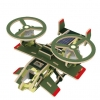 """""""Самолет"""" (P350S) конструктор на солнечной батарее"""