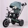 Велосипед- коляска (арт. 5199) зеленый
