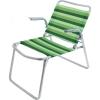 Кресло-шезлонг складное, зеленый (арт. К1)