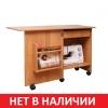 """Стол для бытовой швейной машины """"Белошвейка-4"""", венге"""