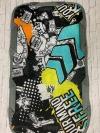 Ледянка прямоугольная граффити