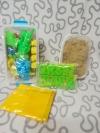 Кинетический песок, 2 кг., формочки, песочница, натуральный