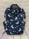 Сумка-рюкзак для мам (арт. 030)