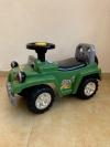 Машина-толокар, зеленый