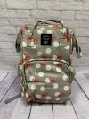 Сумка-рюкзак для мам  (арт. 025)