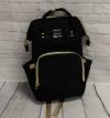 Сумка-рюкзак для мам, USB (арт. 05)