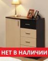 "Комод ""Дуэт - 5"" венге/дуб линдберг"