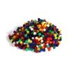 """""""Аква бисер"""" (дополнительные бусины) 24 цвета, 1 кг."""