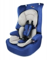 Автокресло Liko Baby LB 513 C универсальное 9-36 кг. от 1 - 12 лет синий лён