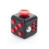 """Игрушка-антистресс """"Fidget Cube"""" (фиджет куб) черный/красный"""
