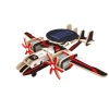 """""""Самолет"""" (P340S) конструктор на солнечной батарее"""