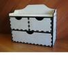 Комод на 3 ящика (арт. 01020008)
