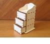 Комод на 3 ящика (арт. 01020119)