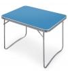 Стол складной, голубой (арт. ССТ-4)